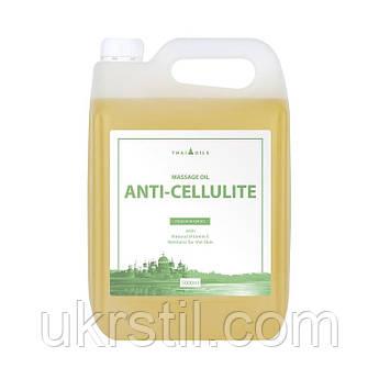 Профессиональное массажное масло Anti-cellulite 5л