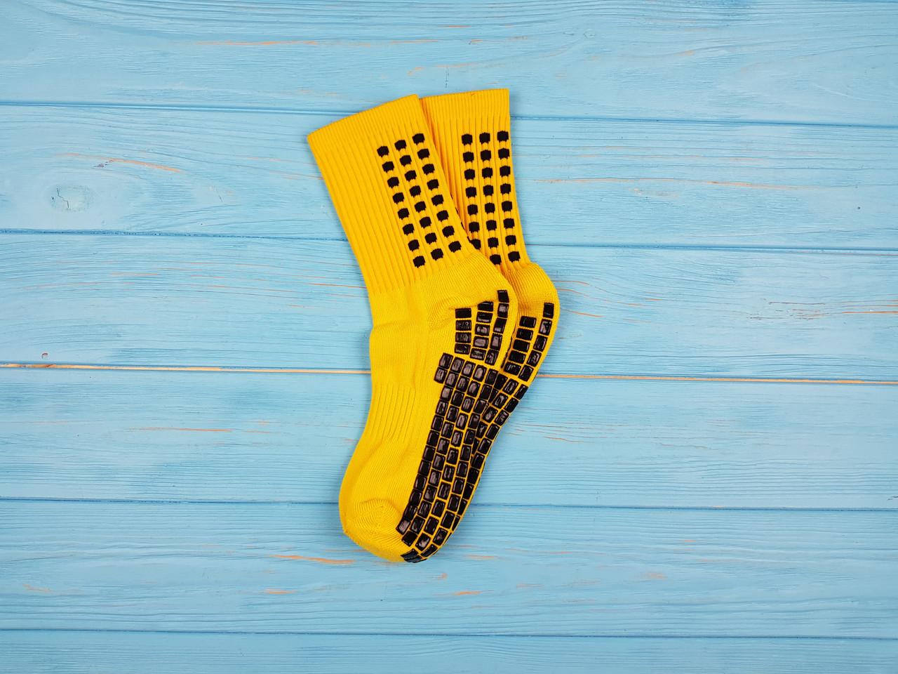 Тренировочные носки Fox Trusox yellow