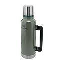 Термос туристический питьевой Stanley Legendary Classic (1.9л), зеленый, фото 2