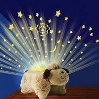 """Детский ночник проектор звездного неба """"Собака"""", фото 1"""