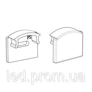 Заглушка для ЛП7е с отверстием (ЗПО7е) эконом