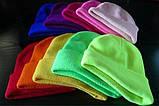 Шапка универсальная яркие цвета, фото 2