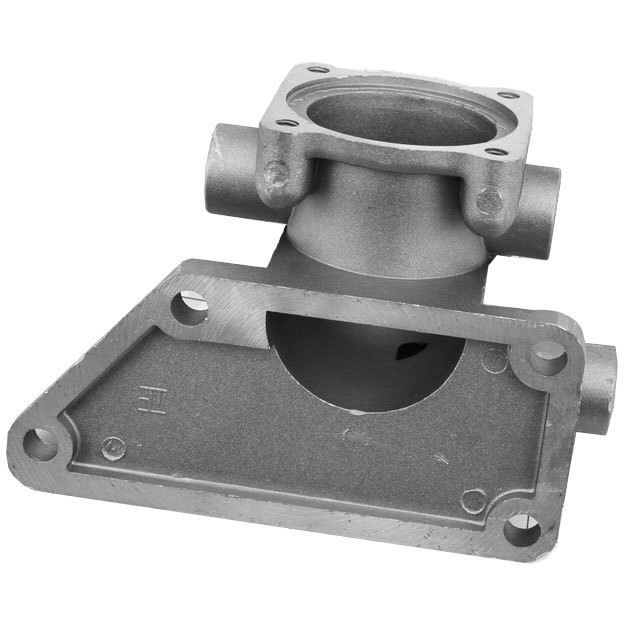 Корпус термостата двигателя КМ385ВТ