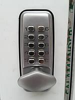 Установка монтаж подключение кодовых замков механич и электронных Киев, фото 1