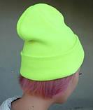 Шапка универсальная яркие цвета, фото 6