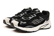 Кроссовки мужские 15152, Adidas Adiprene, серые ( 43  ), фото 7