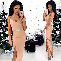 Платье нарядное в пол  в расцветках 38763
