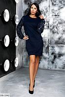 """Платье женское мод. 946(48-50, 52-54) """"KRISTINA"""" недорого от прямого поставщика"""