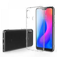 Чехол Silicone силиконовый прозрачный Xiaomi Mi Lite Note Pro lite A2 3s 3a 5 6 8 9 4x 5x 6x + Plus