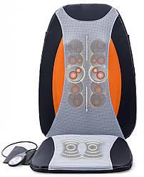 Роликовая массажная накидка Zenet ZET-773 с инфракрасным прогревом + ПОДАРОК