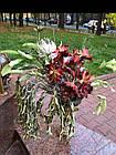 Искусственный декоративный цветок, фото 2