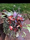 Искусственный декоративный цветок, фото 3