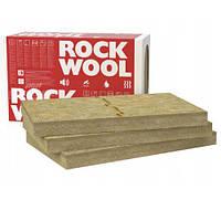 Минеральная вата Rockwool Frontrock max E 1000*600*80 для штукатурных фасадов