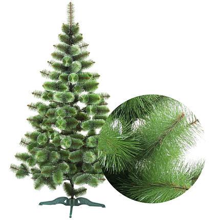 Штучна Сосна 3м Светлозеленая, фото 2