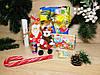 """Новогодний подарочный набор с поздравительной телеграммой """"Happy New Year Gift"""""""