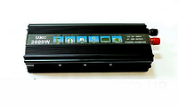 Преобразователь AC/DC 2000W 12V SSK, Автомобильный преобразователь, Инвертор в машину, Автоинвертор