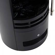 Электрокамин FIRESTYLE LOFT 900/1800 Вт черный, фото 3