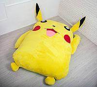 Безкаркасне ліжко для дітей Пікачу M