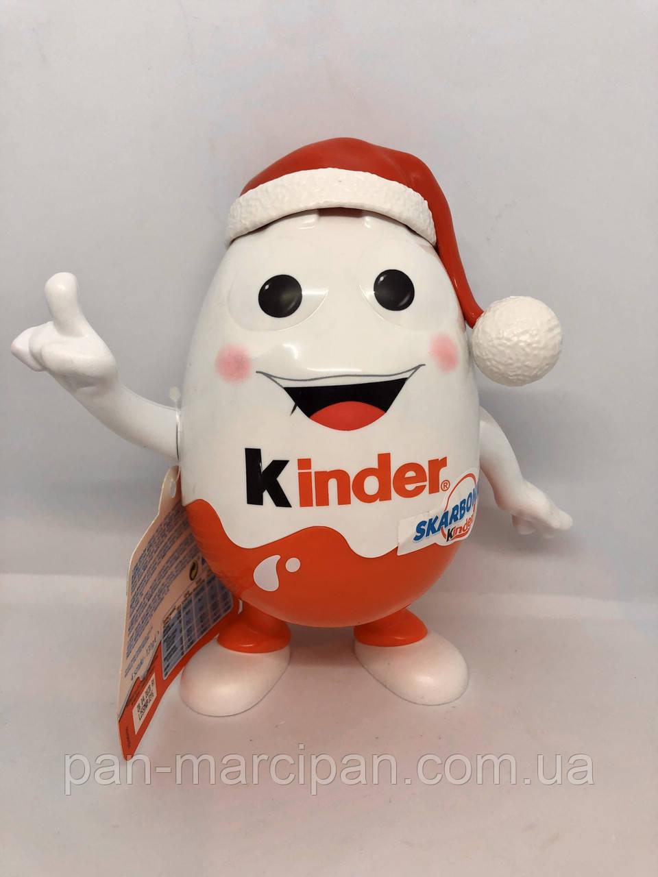 Іграшка-скарбничка Kinder з солодощами 131 г