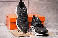 Кроссовки мужские 15173, Nike Tn Air, черные ( 43  ), фото 3