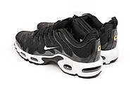 Кроссовки мужские 15173, Nike Tn Air, черные ( 43  ), фото 8