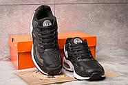 Кроссовки мужские 15233, Nike Air Max, черные ( 42 44 45  ), фото 3