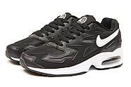 Кроссовки мужские 15233, Nike Air Max, черные ( 42 44 45  ), фото 7