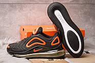 Кроссовки мужские 15254, Nike Air Max, черные ( 41 44  ), фото 4