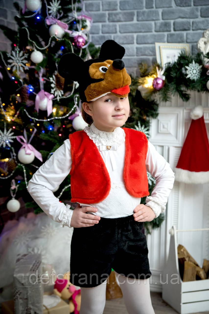 Карнавальний костюм Міккі Маус для хлопчика