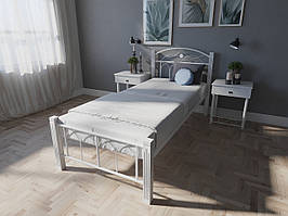 Односпальне ліжко Елізабет  (8 кольорів)