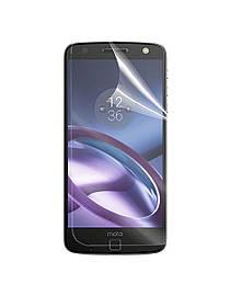 Глянцевая защитная пленка для Motorola Moto Z XT1650-03
