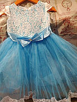 Платье нарядное бальное 3-4года люкс