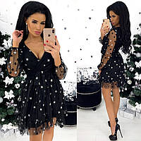 Платье нарядное в расцветках 38766, фото 1