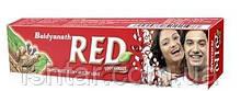 Зубная паста натуральная без фтора Red Рэд Бадьянатх