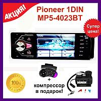 "Автомагнитола Pioneer 4023BT. Bluetooth - 4,1"" LCD TFT USB+SD + пульт на руль!"