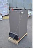 Котел Холмова шахтный твердотопливный 20 кВт Bizon FS cтандарт. Бесплатная доставка!