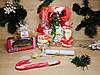 """Новогодний детский подарочный набор """"Happy Christmas car"""" с поздравительной телеграммой"""