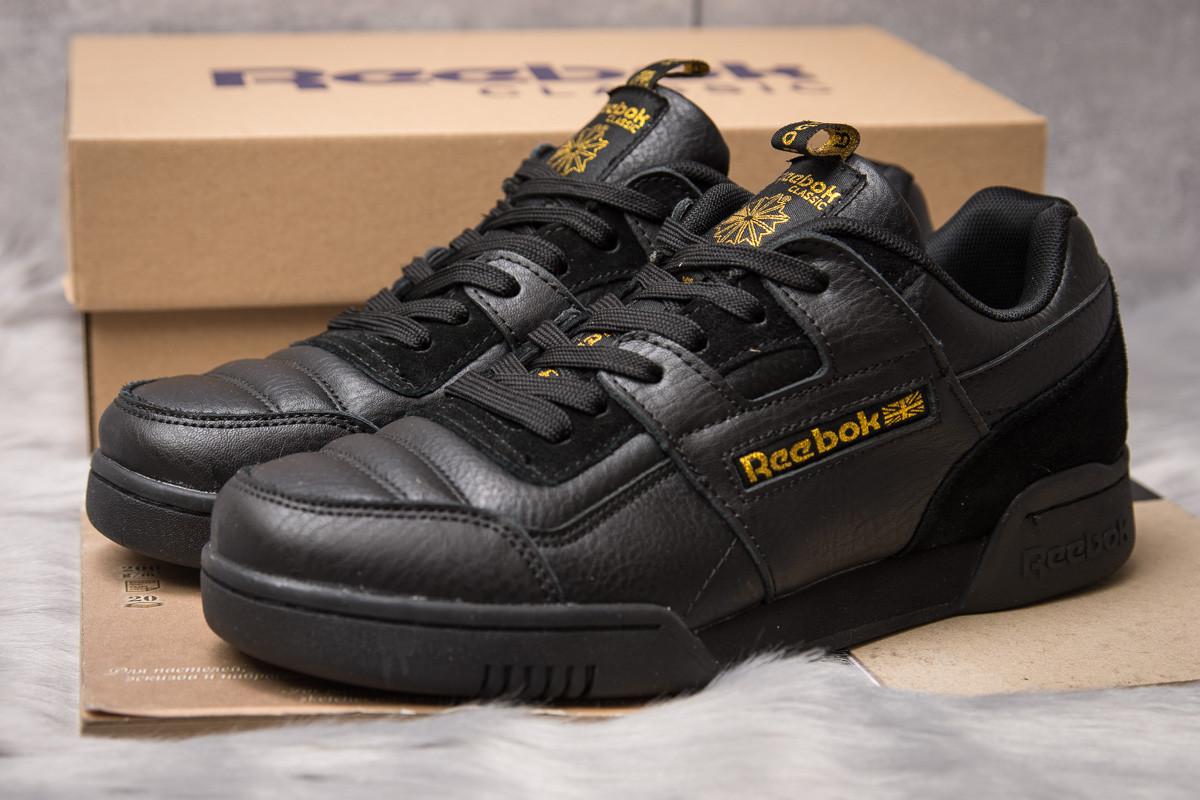 Кроссовки мужские Reebok Classic, черные (15275) размеры в наличии ► [  43 (последняя пара)  ]