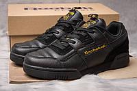 Кроссовки мужские Reebok Classic, черные (15275) размеры в наличии ► [  43 (последняя пара)  ], фото 1