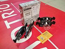 Гальмівні колодки передні Renault Logan II 1.2 (Original 410602396R)