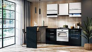 """Кухня """"Бостон"""" МДФ фарба (2 кольорів)"""