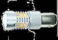 Светодиодная лампа LED 4G28 P21/5W/1157 Для американских авто (Двухцветная)