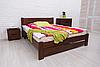 """Кровать  из массива """"Айрис"""""""