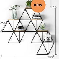Полка  треугольник LC – 0737