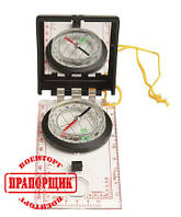 Компас Mil-Tec MAP COMPASS WITH COVER