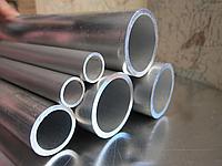 Алюминиевая труба круглая80