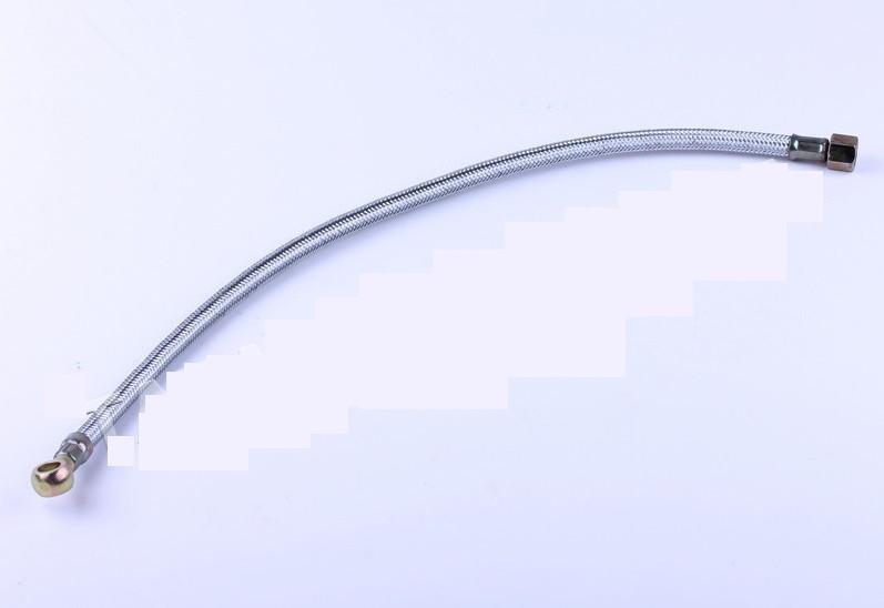 Топливопровод фильтр-ТНВД L-270 мм двигателя КМ385ВТ