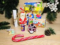 """Новогодний подарочный набор с поздравительной телеграммой """"Happy Christmas Tinny Toy"""""""