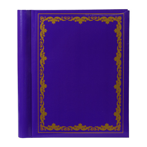 Фотоальбом Chako 20 Sheet 9821 Classic синій