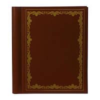 Фотоальбом Chako 20 Sheet 9821 Classic коричневый